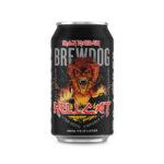 Brewdog Iron Maiden beer