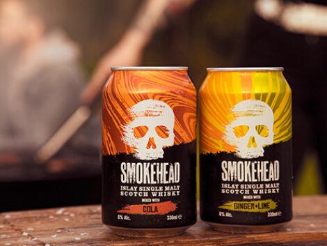 Smokehead Whiskey