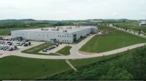 Simmons Pet Food new facility