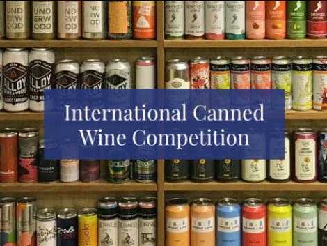 International Canned Wine Awards